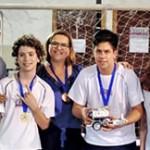 Aprendizado, Integração e Desafio – Campeonato Interclasses de Robótica EnsinoIP