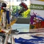 Campeonato de Robótica EnsinoIP no Colégio Harmonia
