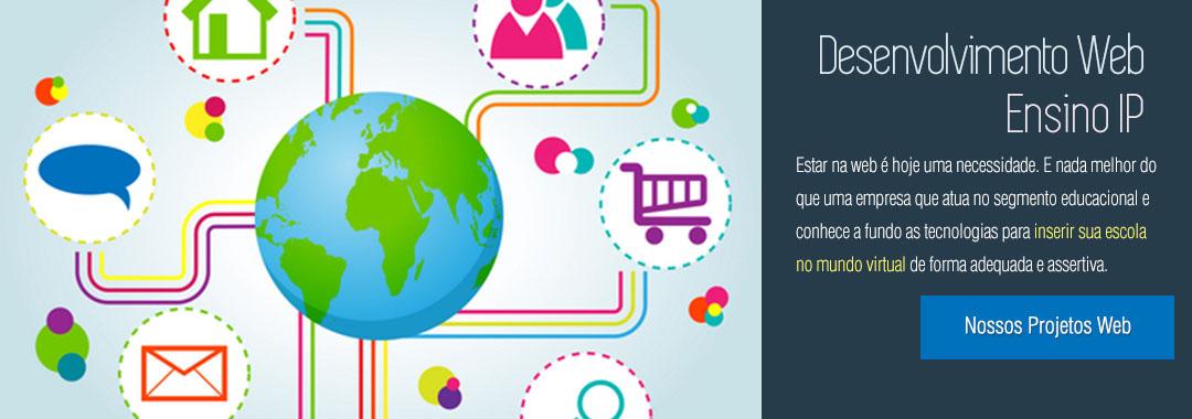 Desenvolvimento Web EnsinoIP