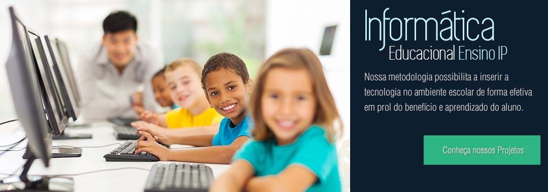 Informática Educacioal EnsinoIP