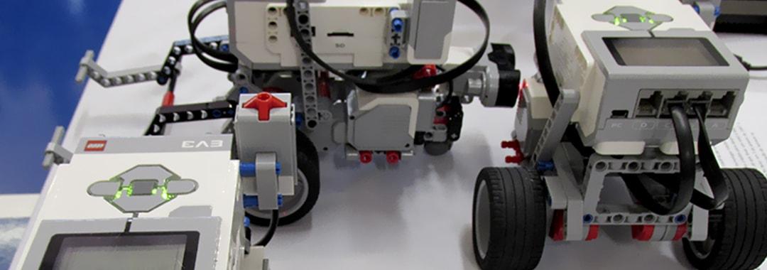 Material produzido nas aulas de Robótica Educacional